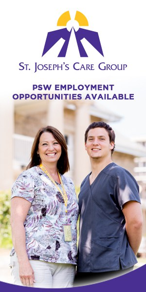 PSW Jobs with St. Joseph Care Group